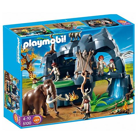 zzPestera din evul mediu cu mamut