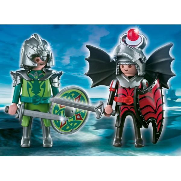 zzDuelul cavalerilor dragoni