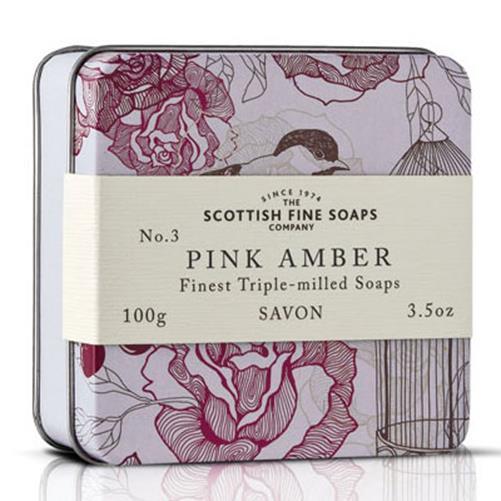 Sapun Vintage Pink Amber