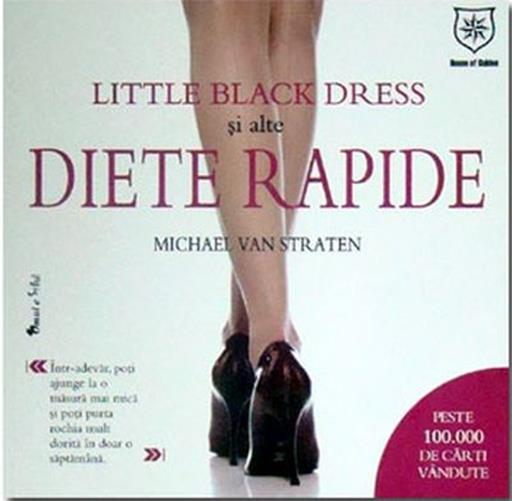 KIOSK LITTLE BLACK DRESS SI ALTE DIETE RAPIDE
