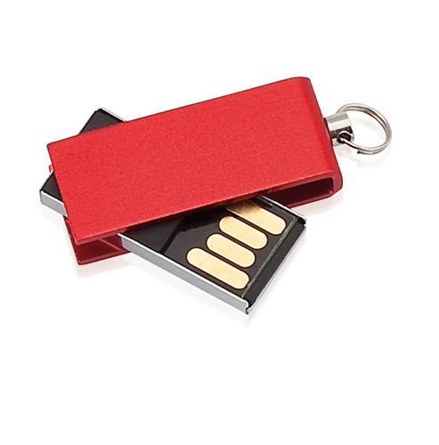 MINI STICK USB INTREX 4GB, ROSU