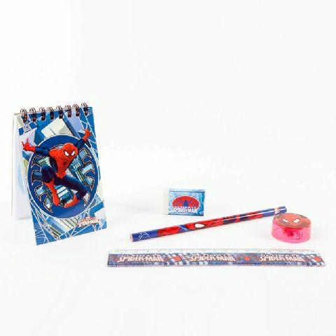 Set instrumente cu notes, Spiderman