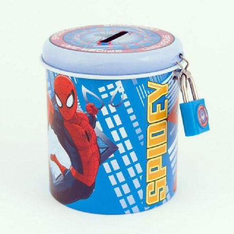 Pusculita Spiderman