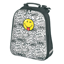 Rucsac BeBag Smiley Scribble