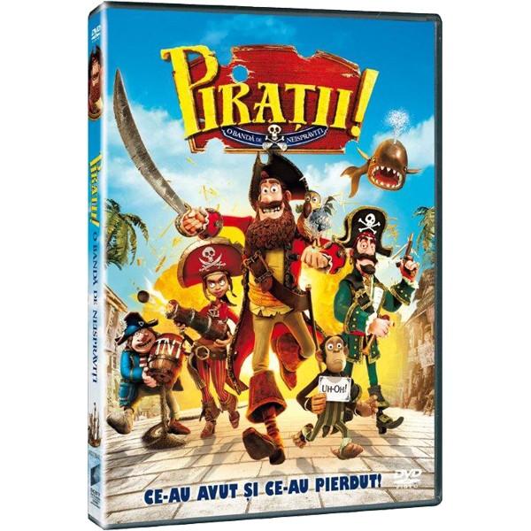 PIRATII!O BANDA DE NEISPRAVITI-THE PIRAT
