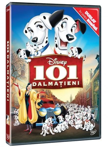 101 DALMATIENI Editie Speciala-101 DALMA