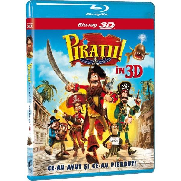 PIRATII!O BANDA DE NEISPRAVITI (BD)-THE