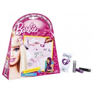 Set creatie tatuaje si manichiura,Barbie