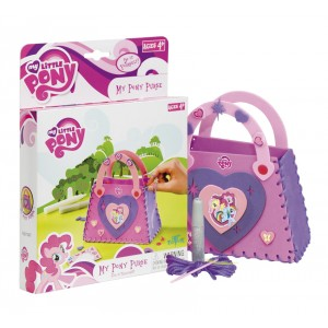 Set creatie geanta mana,My Little Pony