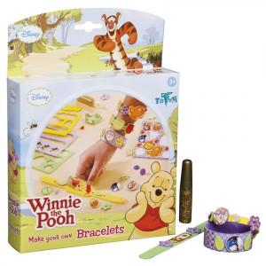 Set creatie bratari,Winnie the Pooh
