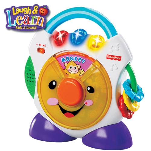 CD Player Fisher-Price