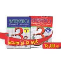 Mate III -Set caiete semestrul I+II - Pacearca Stefan