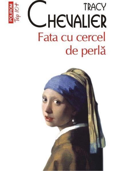 FATA CU CERCEL DE PERLA TOP 10