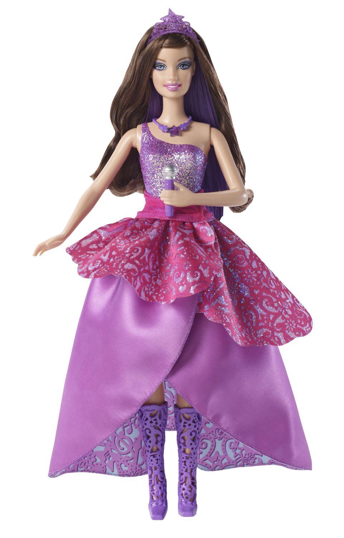 zzPapusa Barbie Vedeta, cu sunete