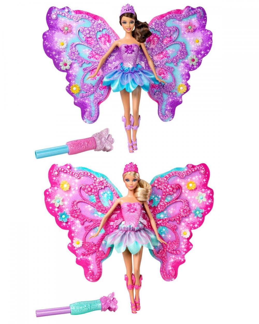 zzPapusa Barbie Zana florilor, div. modele