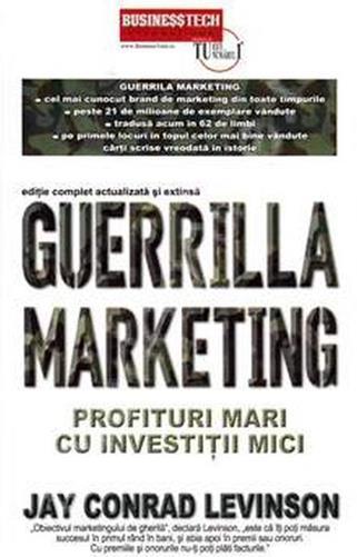 GUERRILLA MARKETING EDITIA 4 -...
