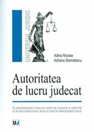AUTORITATEA DE LUCRU JUDECAT