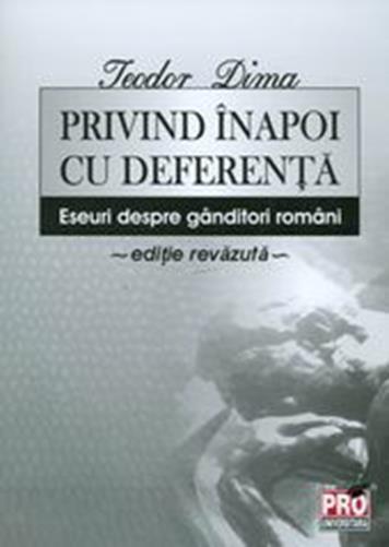 PRIVIND INAPOI CU DEFERENTA