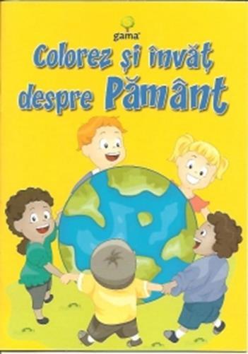 COLOREZ SI INVAT DESPRE PAMANT/ COLORAT A5.12