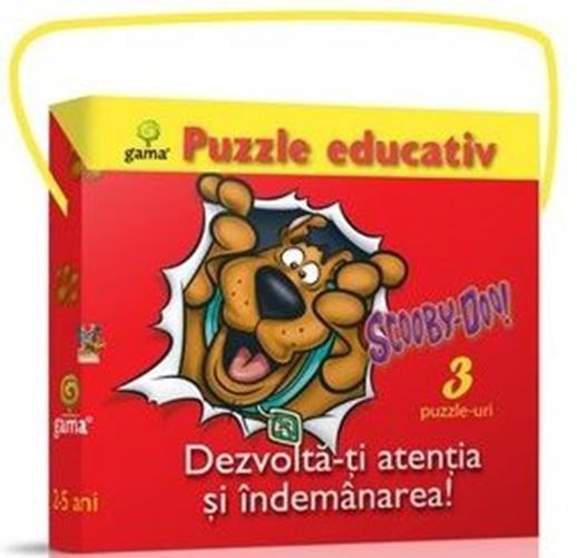 DEZVOLTA-TI ATENTIA SI INDEMANAREA! PUZZLE EDUCATIV