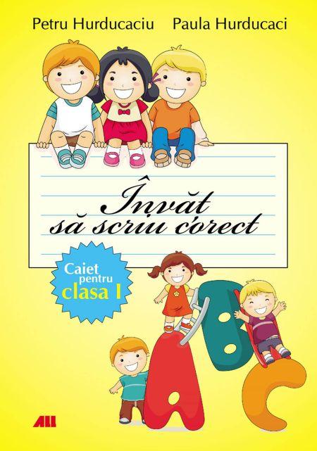 INVAT SA SCRIU CORECT VOLUMUL 1
