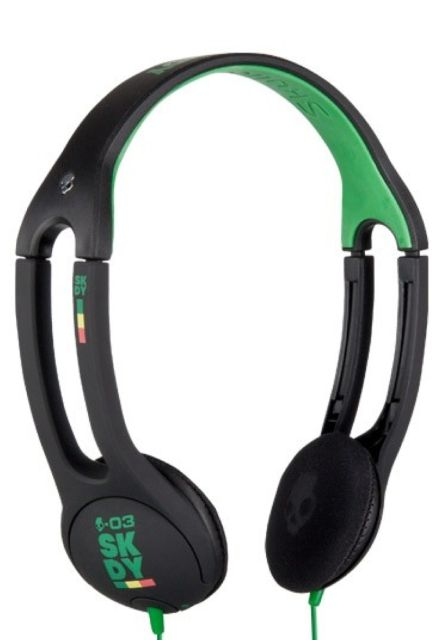 Casti Skullcandy Icon 2 Rasta