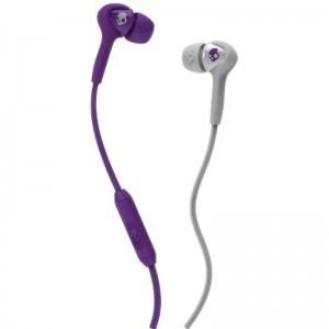 Casti Skullcandy Smokin Buds Athletic Purple Black Mic