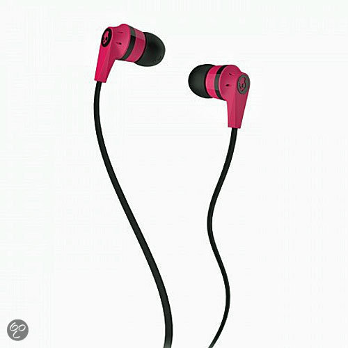 Casti Skullcandy Ink'd Pink Black