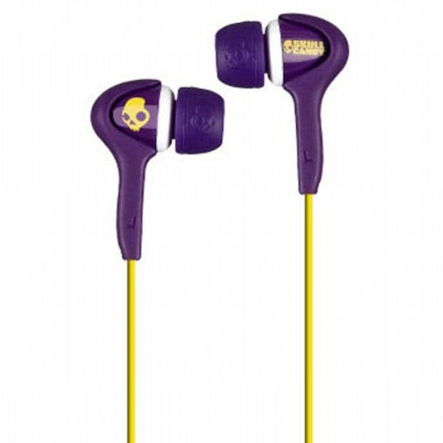 Casti Skullcandy Smokin Buds Shoe Purple