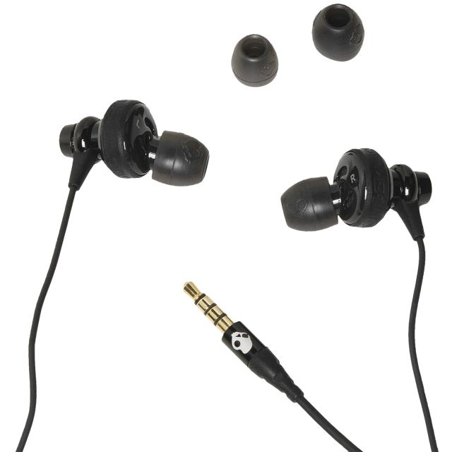 Casti Skullcandy Heavy Medal Black