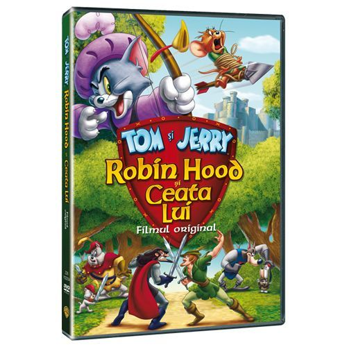 TOM & JERRY ROBIN HOOD AND HIS MERRY MOUSE