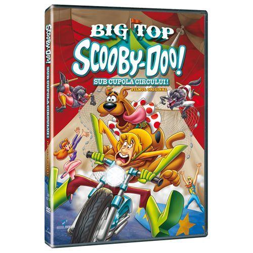 SCOOBY DOO! BIG TOP SCOOBY-DOO!