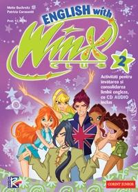 ENGLISH WITH WINX NR. 2 .