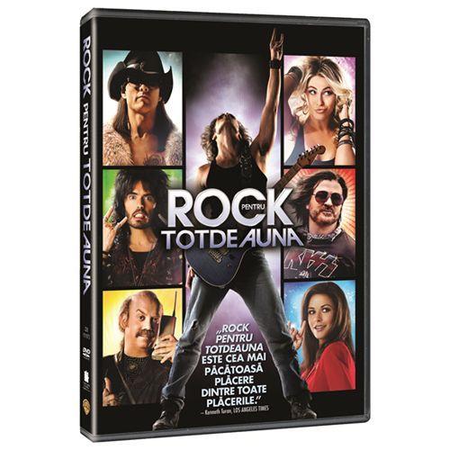 ROCK PENTRU TOTDEAUNA-ROCK OF AGES