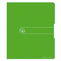Caiet mec EO A4 PP,2inele,16mm,verde mar