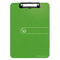 Clipboard simplu EO A4,PP,verde opac