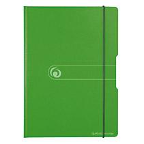 Clipboard dublu EO A4,PP,verde,gri