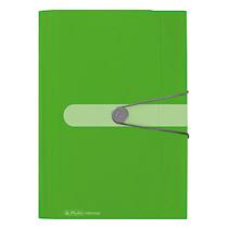 Mapa EO A4 inchid cu capsa,12 comp,verde