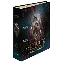 Biblioraft A4,8cm,The Hobbit,Hobbit&Friends