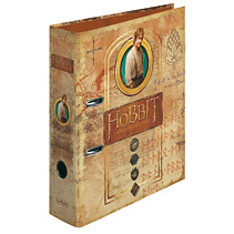 Biblioraft A4,8cm,The Hobbit,Hobbit Bilbo