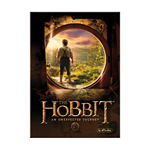 Caiet A5, 96 file, coperta tare,The Hobbit,Hobbit Middleearth