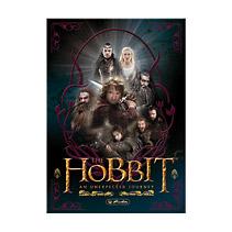 Caiet A5, 96 file, coperta tare,The Hobbit,Hobbit&Friends