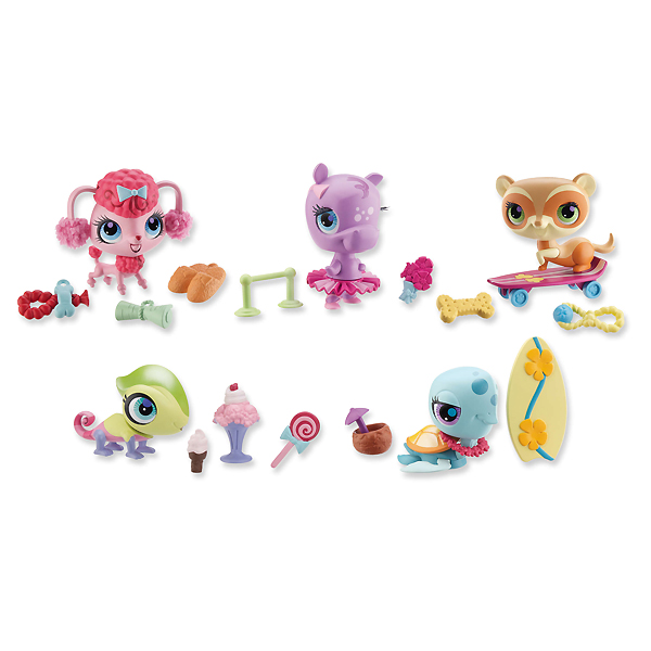 LPS Animalute Jucause