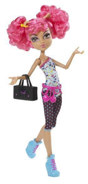 Papusa Monster High petrecareata,div. mod