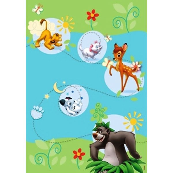 zzCovor Animal Friends 160x230
