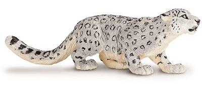 Figurina Safari, leopard de zapada