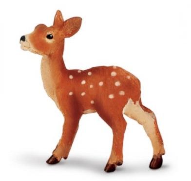 Figurina Safari, pui de caprioara