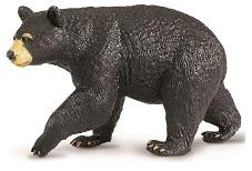 Figurina Safari, urs negru