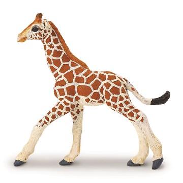 Figurina Safari, pui de girafa