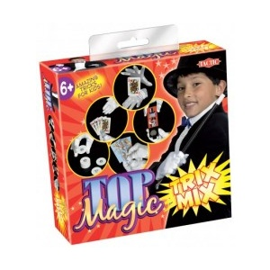 Joc de magie, Top magic rosu